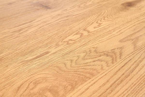 Długa ława kawowa z szufladą MARINA - złoty dąb