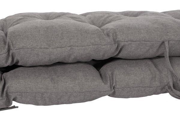 Gruba poduszka na huśtawkę 180/60/60 - szara
