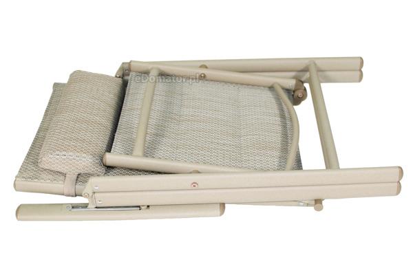 Meble ogrodowe aluminiowe PORTO 4+1