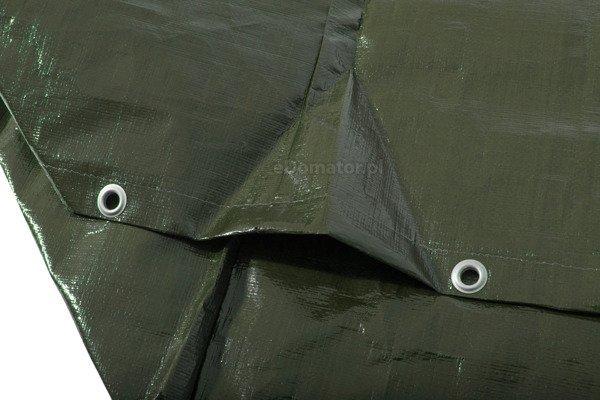 Pokrowiec na meble 8-os Malaga 200x215x95 cm - zielony