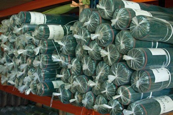 Siatka cieniująca 1,5x50m 90% 135g/m2  UV Zielona