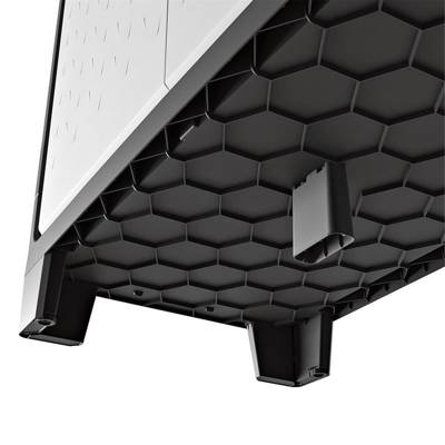 Szafa wielofunkcyjna KETER KIS TITAN Multispace - czarno-szara