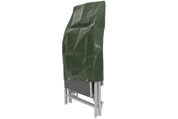 Wodoodporny pokrowiec na leżak LAGUNA - zielony