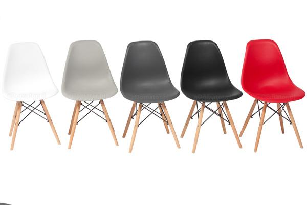 Zestaw mebli do jadalni MEDIOLAN stół i 6 krzeseł - biały